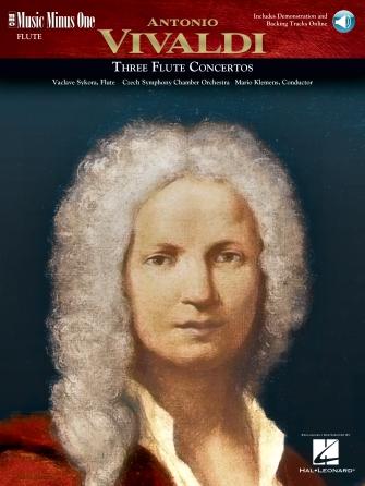 Product Cover for Vivaldi Flute Concerti in D Major (RV429); G Major (RV435); A Minor (RV440)