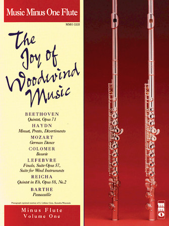 Product Cover for The Joy of Woodwind Music