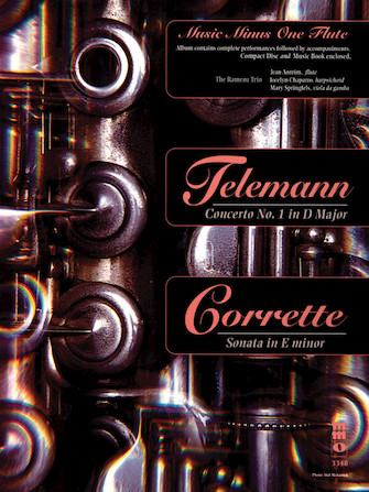 Telemann – Concerto No. 1 in D Major; Corrette – Sonata in E minor
