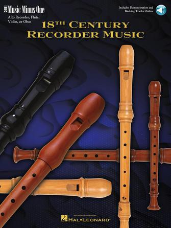 Product Cover for 18th Century Recorder Music