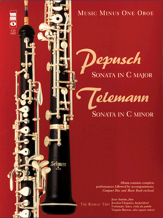 Pepusch – Sonata in C Major; Telemann – Sonata in C minor