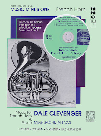 Intermediate French Horn Solos – Volume I