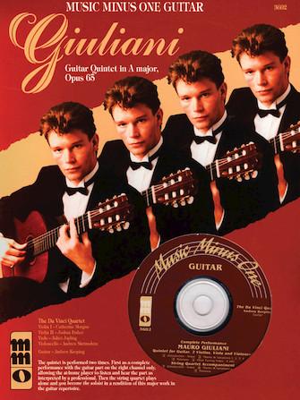 Giuliani – Guitar Quintet in A Major, Op. 65