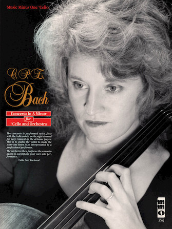 C.P.E. Bach – Violoncello Concerto in A Minor, Wq170/h432