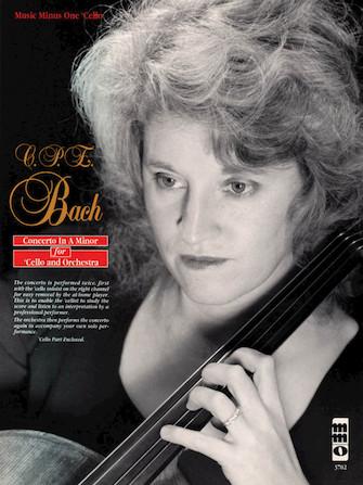 Product Cover for C.P.E. Bach – Violoncello Concerto in A Minor, Wq170/h432
