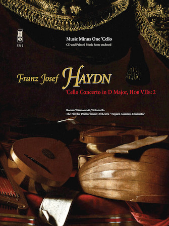 Haydn – Violoncello Concerto in D Major, HOBVIIb:2