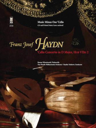 Haydn – Violoncello Concerto in D Major, HOBVIIb:2