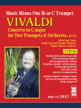 Vivaldi Concerto for Two Trumpets