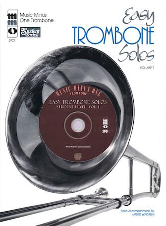 Easy Trombone Solos – Volume 1
