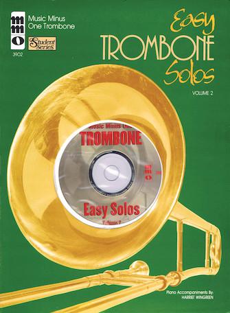 Easy Trombone Solos – Volume 2