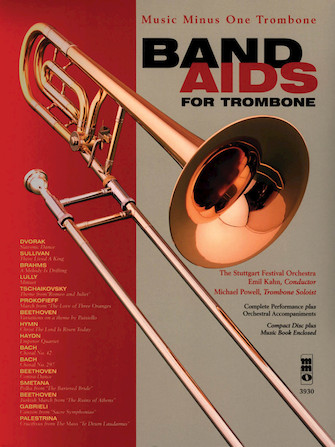 Band Aids for Trombone