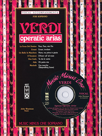 Verdi – Arias for Soprano