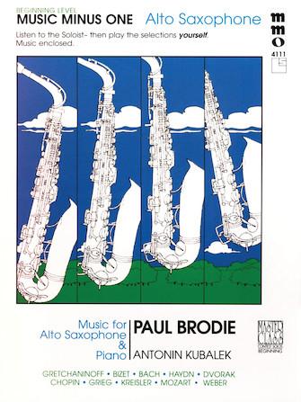 Beginning Alto Sax Solos – Volume 1