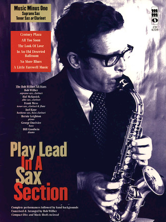 Product Cover for Play Lead in a Sax Section