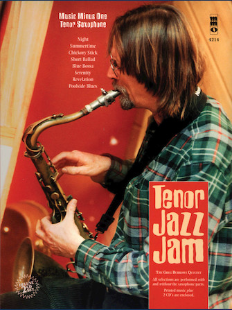 Product Cover for Tenor Jazz Jam