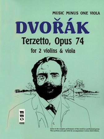 Product Cover for Dvorák – Terzetto in C Major, Op. 74