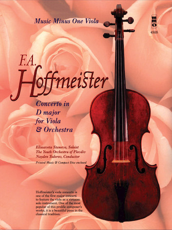 Hoffmeister – Concerto in D Major for Viola and Orchestra