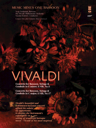 Vivaldi – Concertos for Bassoon, Strings & Cembalo No. 6 and No. 7