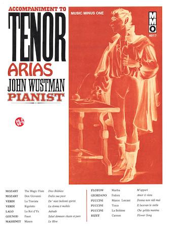 Accompaniment to Tenor Arias