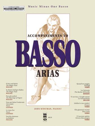 Accompaniments to Basso Arias