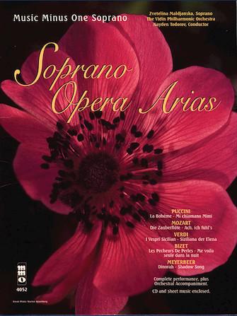 Soprano Opera Arias with Orchestra – Volume I