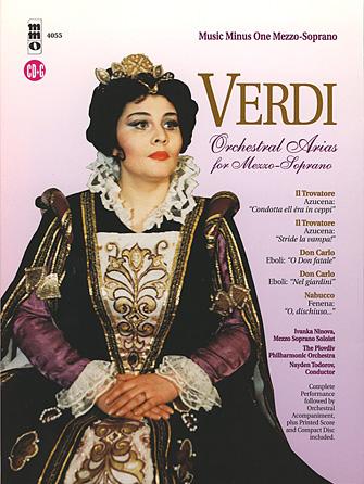 Verdi – Orchestral Arias for Mezzo-Soprano