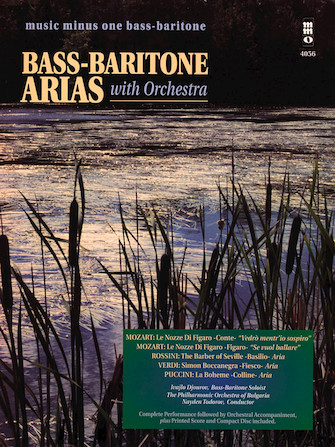 Bass-Baritone Arias with Orchestra – Volume 1