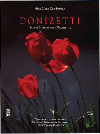 Donizetti – Scenes & Arias with Orchestra