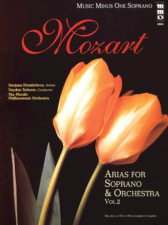 Mozart – Opera Arias for Soprano And Orchestra, Vol. 2