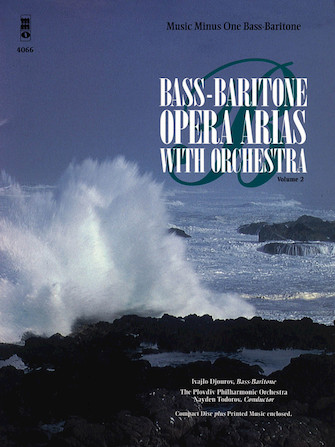 Bass-Baritone Arias with Orchestra – Volume 2