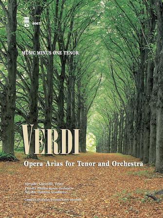 Verdi – Opera Arias for Tenor and Orchestra