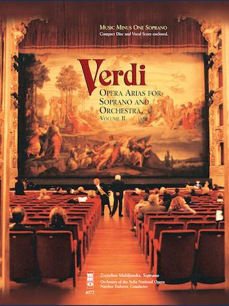 Verdi – Opera Arias for Soprano & Orchestra, Volume II