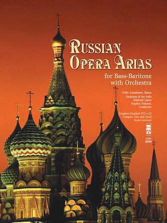 Russian Opera Arias for Bass-Baritone