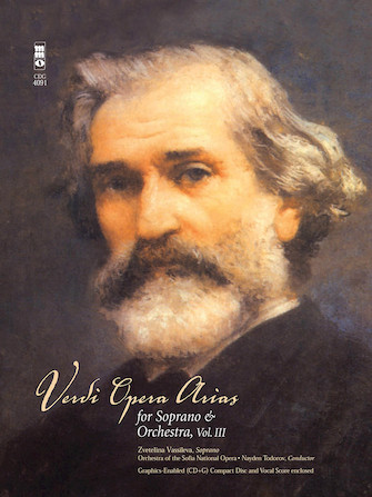 Verdi – Opera Arias for Soprano & Orchestra, Volume III
