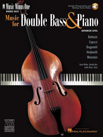 Music for Double Bass & Piano – Advanced Level