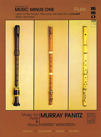 Advanced Flute Solos – Volume 3