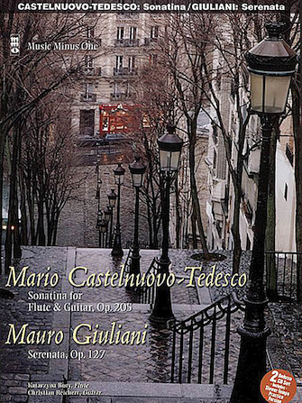 Castelnuovo-Tedesco: Sonatina & Giulini: Serenata Op. 127