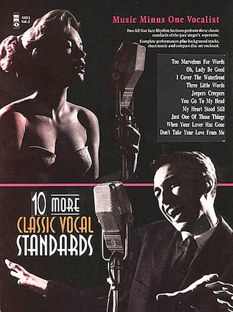 Product Cover for Ten More Classic Vocal Standards