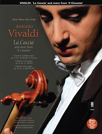 Product Cover for Vivaldi – La Caccia and More from Il Cimento