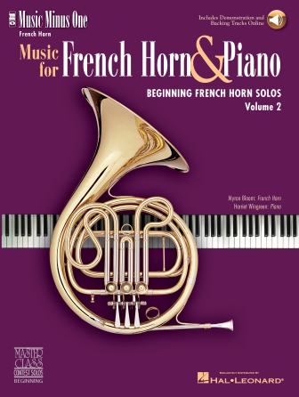 Beginning French Horn Solos – Volume 2