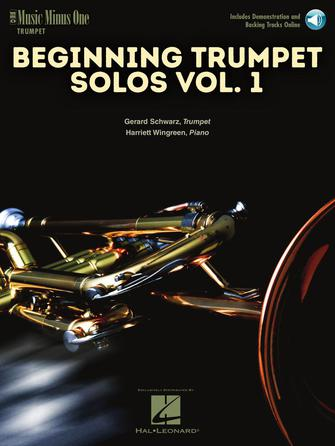 Product Cover for Beginning Trumpet Solos – Vol. 1