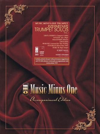 Intermediate Trumpet Solos – Vol. 1