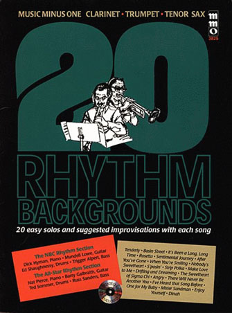 20 Rhythm Backgrounds to Standards