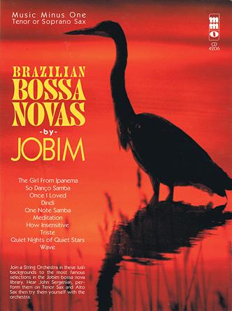 Antonio Carlos Jobim – Brazilian Bossa Novas