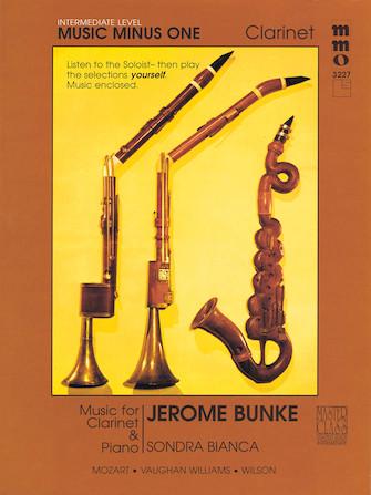 Intermediate Clarinet Solos – Volume 3