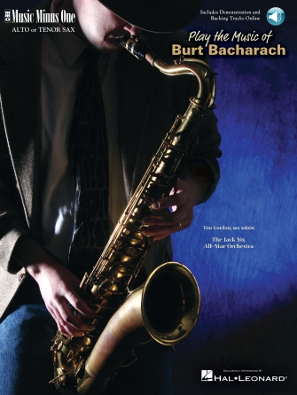 Product Cover for Play the Music of Burt Bacharach
