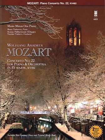 Mozart – Concerto No. 22 in E-flat Major, KV482