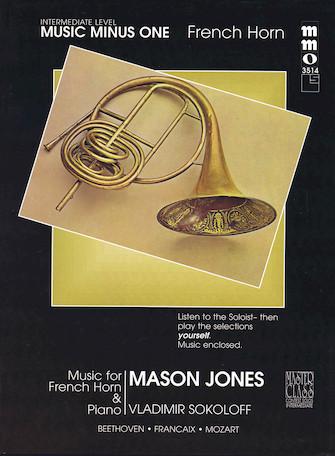 Intermediate French Horn Solos – Volume II