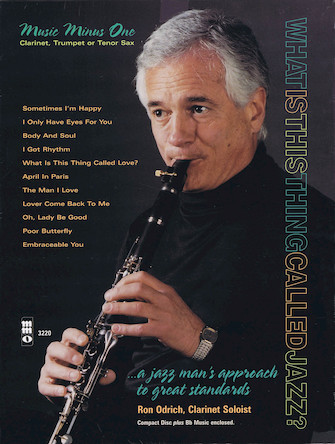 Ron Odrich Plays Standards Plus You