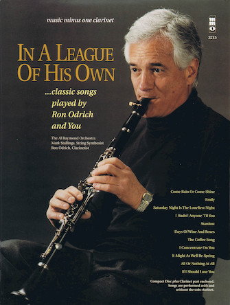 Product Cover for In a League of His Own: Pop Standards Played by Ron Odrich and You